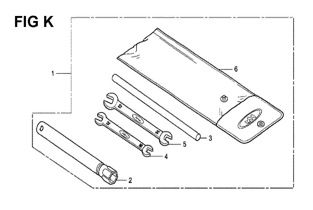 GXV620R1-TQYF-Honda-PB-11Break Down