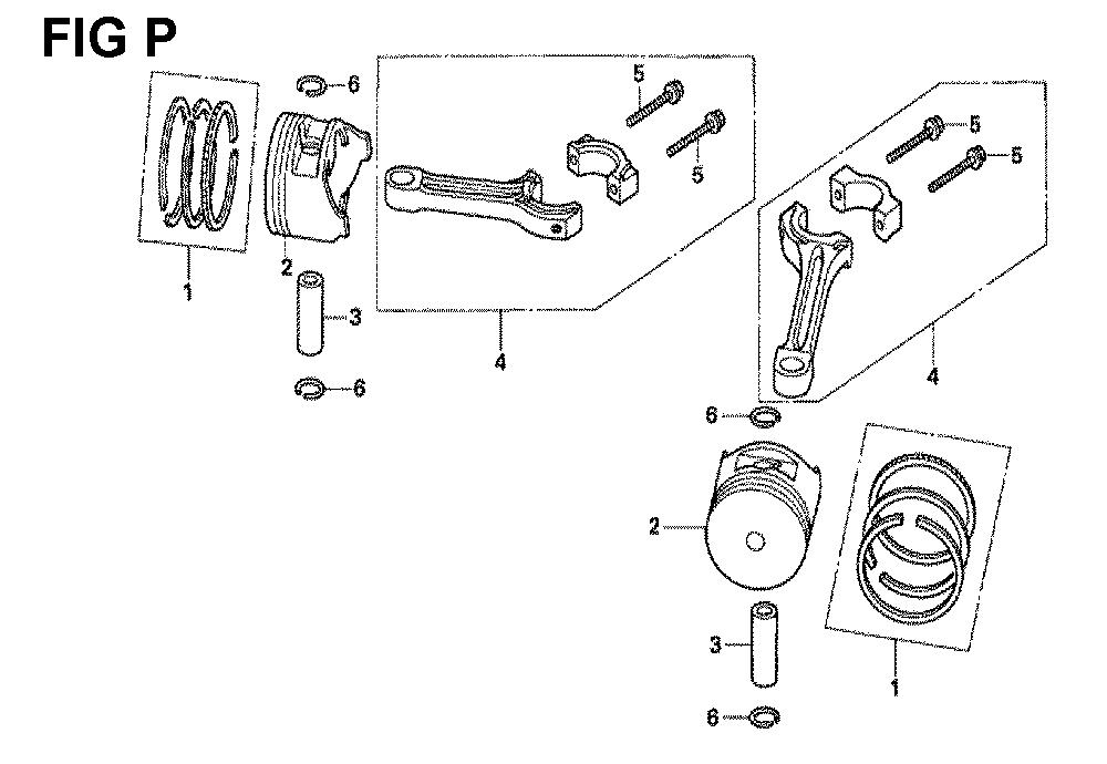 GXV620R1-TQYF-Honda-PB-16Break Down