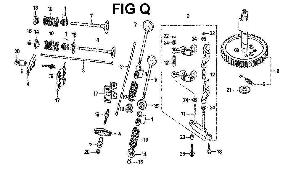 GXV620R1-TQYF-Honda-PB-17Break Down