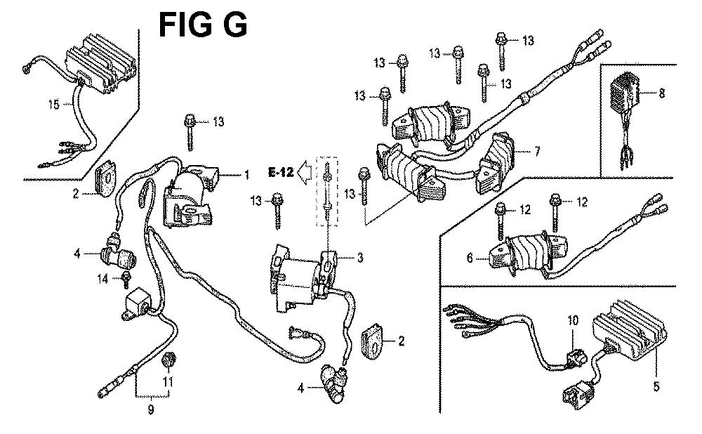 GXV620R1-TQYF-Honda-PB-7Break Down
