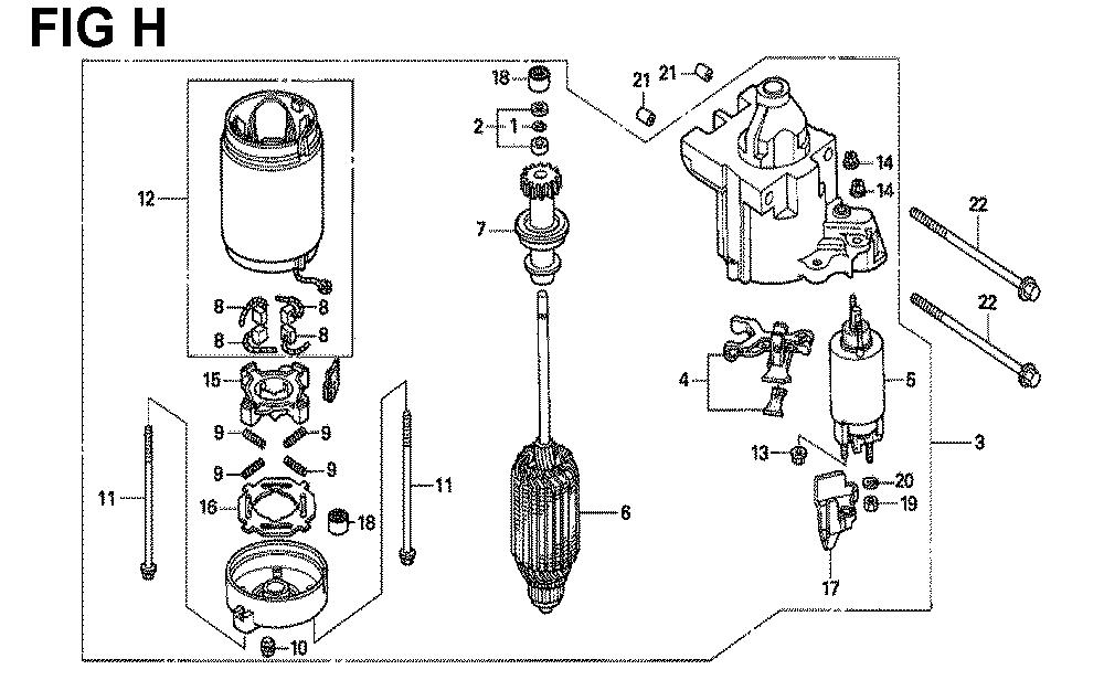 GXV620R1-TQYF-Honda-PB-8Break Down