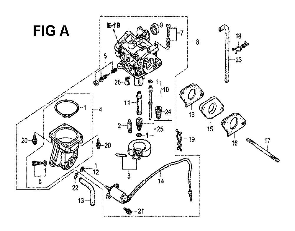 GXV620R1-TQYF4-Honda-PB-1Break Down