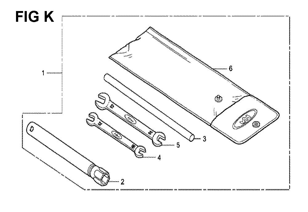 GXV620R1-TQYF4-Honda-PB-11Break Down