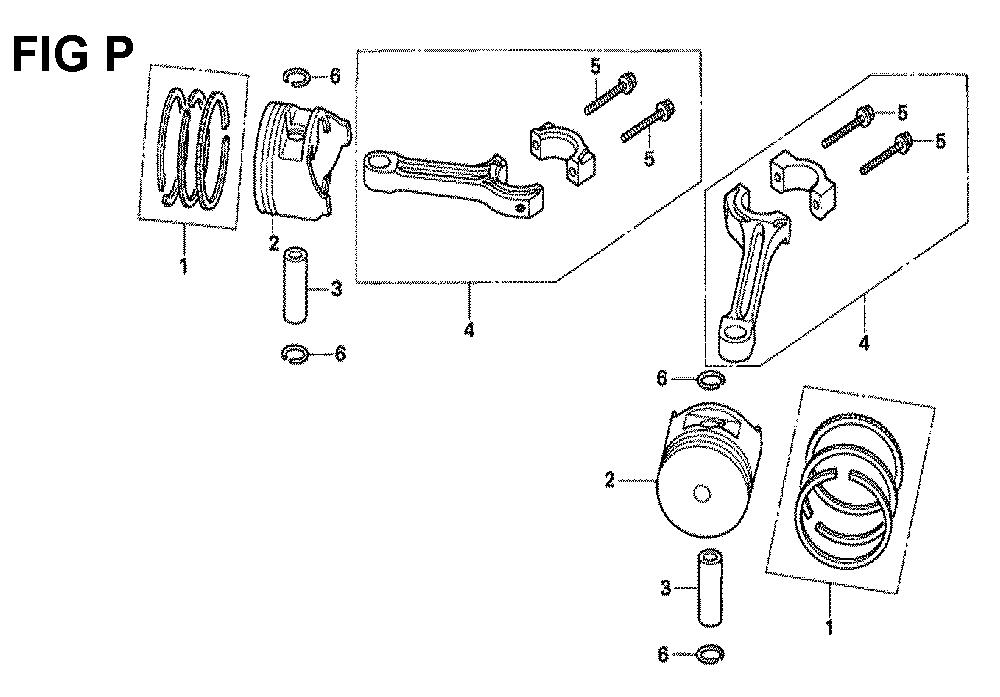 GXV620R1-TQYF4-Honda-PB-16Break Down