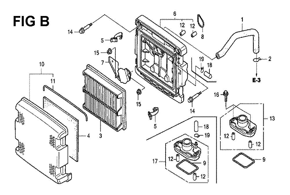 GXV620R1-TQYF4-Honda-PB-2Break Down