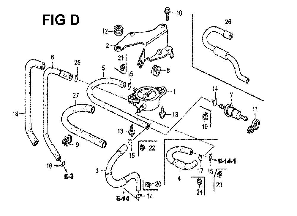 GXV620R1-TQYF4-Honda-PB-4Break Down