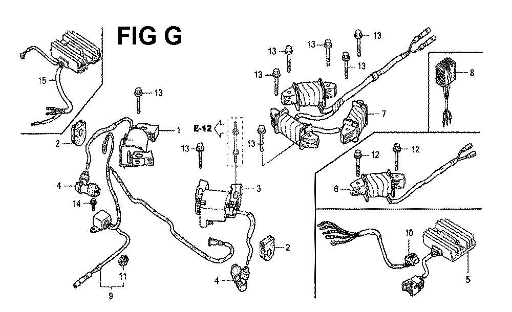 GXV620R1-TQYF4-Honda-PB-7Break Down
