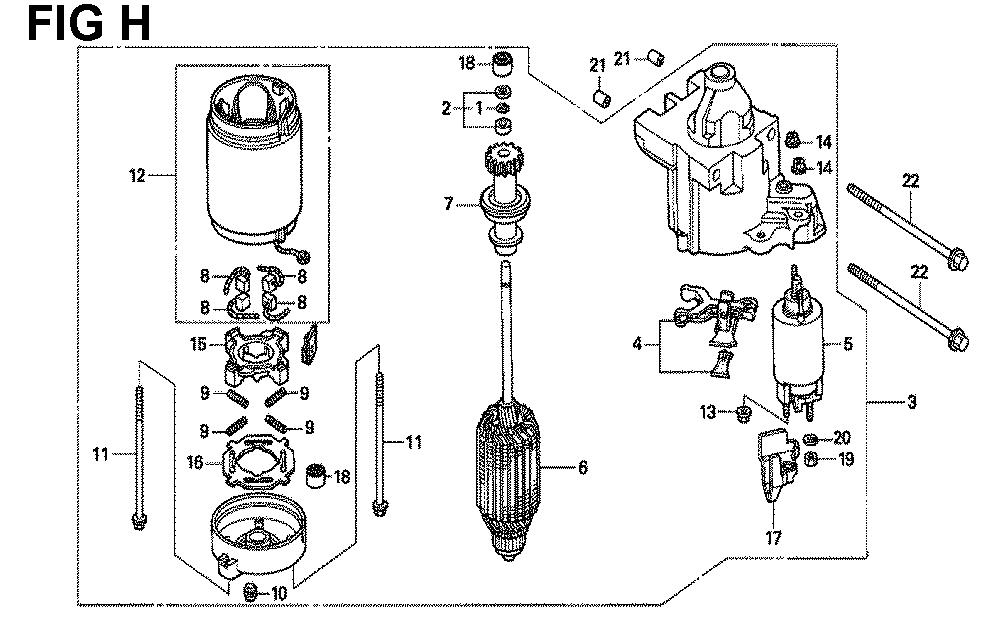 GXV620R1-TQYF4-Honda-PB-8Break Down