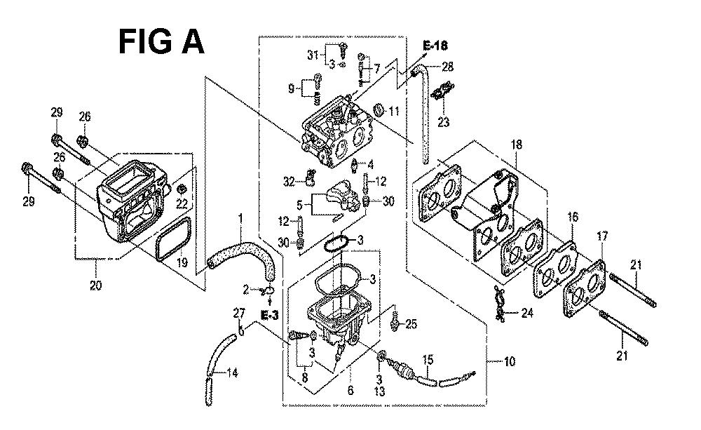 GXV620R1-TTAE2-Honda-PB-1Break Down