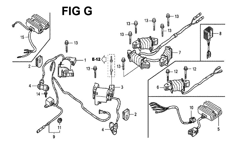 GXV620R1-TTAE2-Honda-PB-7Break Down
