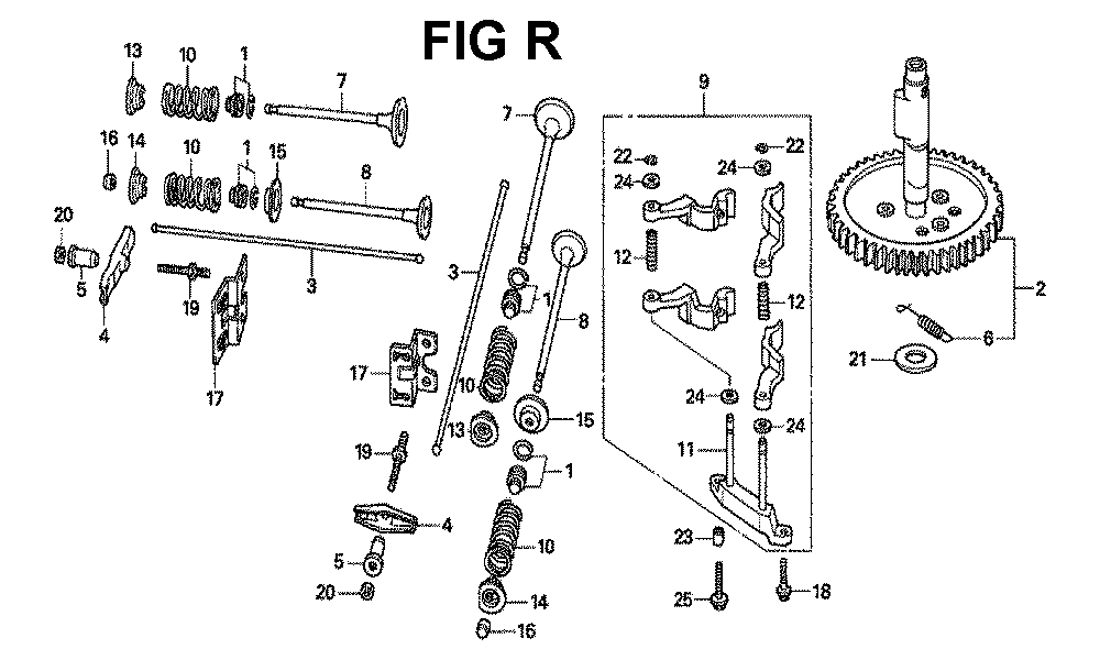 GXV620U1-TQWA-Honda-PB-18Break Down