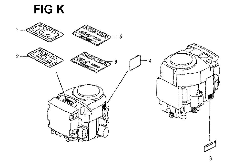 GXV620U1-TQWA6-Honda-PB-11Break Down