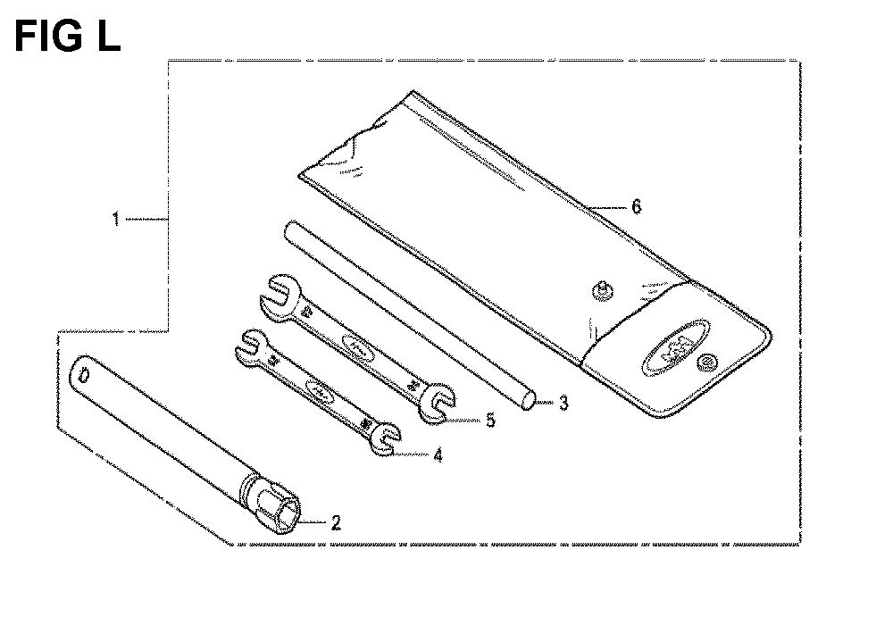 GXV620U1-TQWA6-Honda-PB-12Break Down