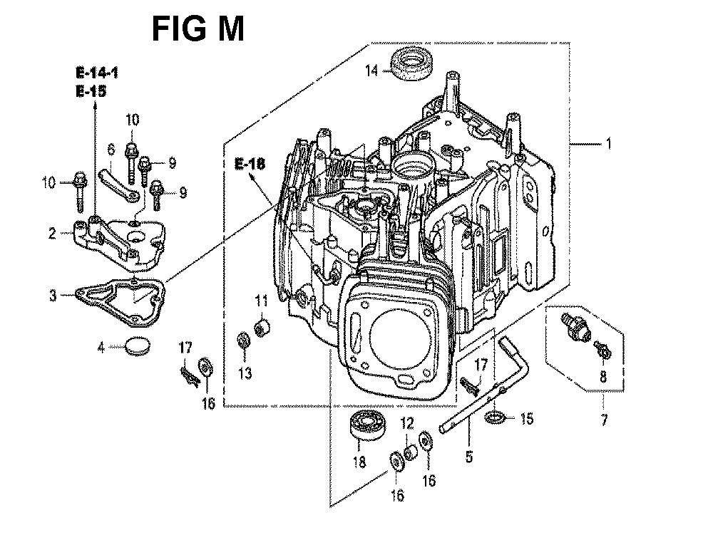GXV620U1-TQWA6-Honda-PB-13Break Down