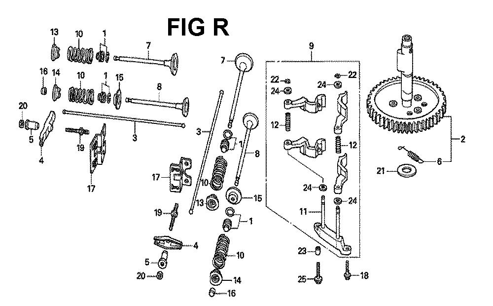 GXV620U1-TQWA6-Honda-PB-18Break Down