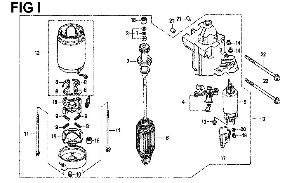 GXV620U1-TQWA6-Honda-PB-9Break Down