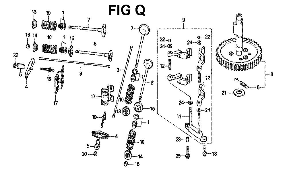 GXV620U1-TQYC4-Honda-PB-17Break Down