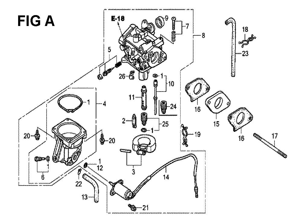 GXV620U1-TQYF4-Honda-PB-1Break Down