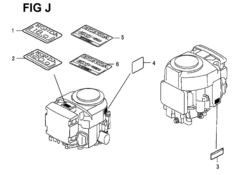 GXV620U1-TQYF4-Honda-PB-10Break Down