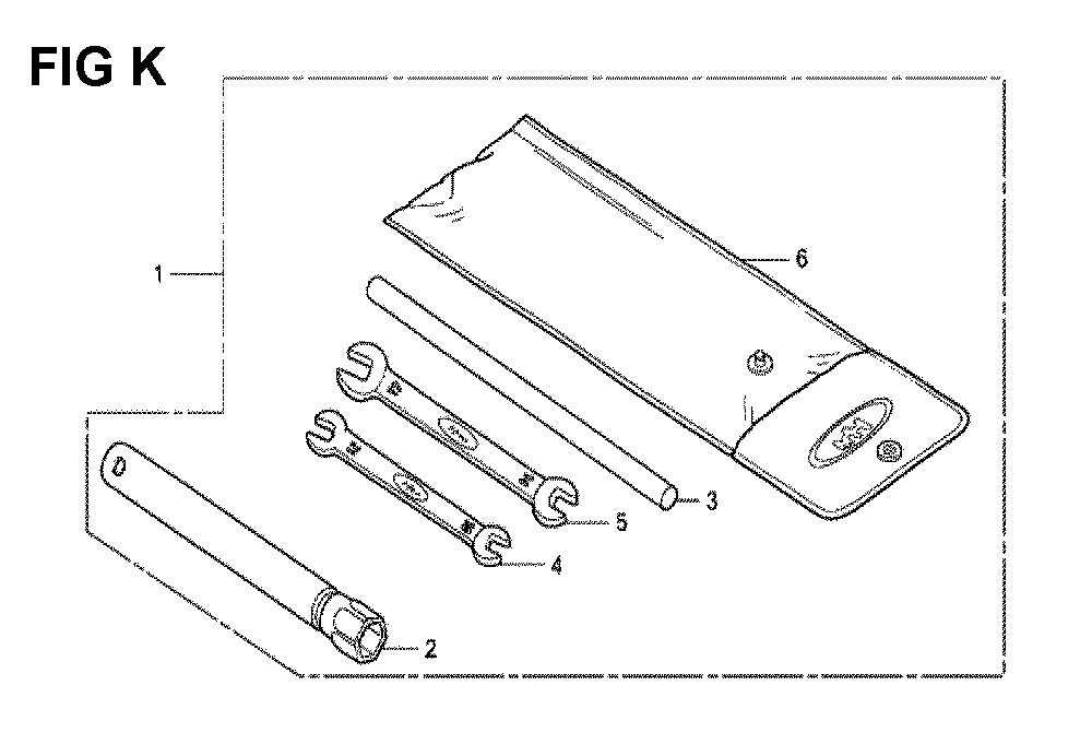 GXV620U1-TQYF4-Honda-PB-11Break Down