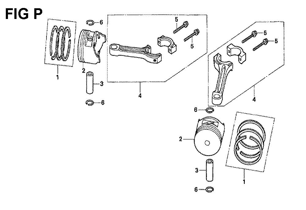 GXV620U1-TQYF4-Honda-PB-16Break Down