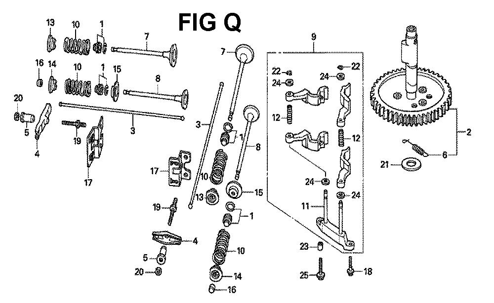 GXV620U1-TQYF4-Honda-PB-17Break Down