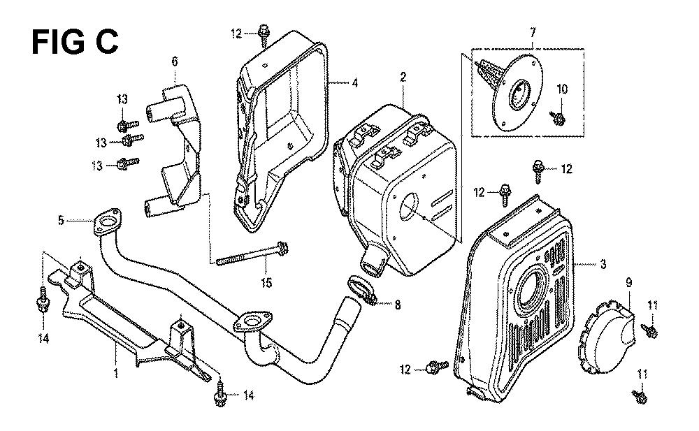 GXV620U1-TQYF4-Honda-PB-3Break Down