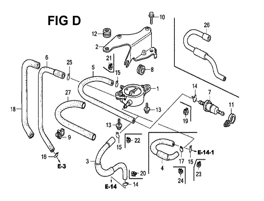 GXV620U1-TQYF4-Honda-PB-4Break Down
