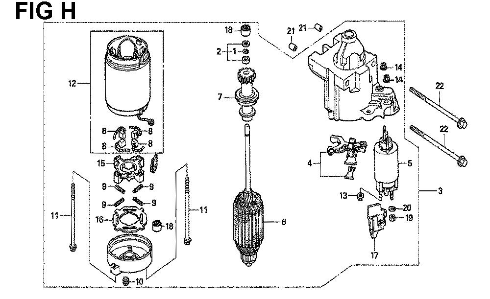 GXV620U1-TQYF4-Honda-PB-8Break Down