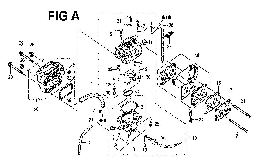 GXV620U1-TTAE2-Honda-PB-1Break Down