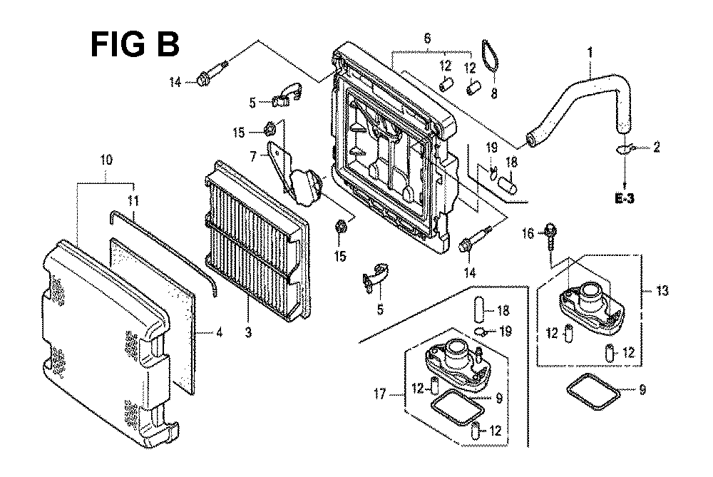 GXV620U1-TTAE2-Honda-PB-2Break Down