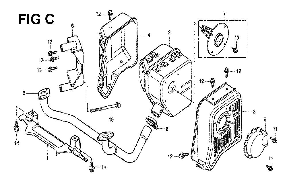 GXV620U1-TTAE2-Honda-PB-3Break Down