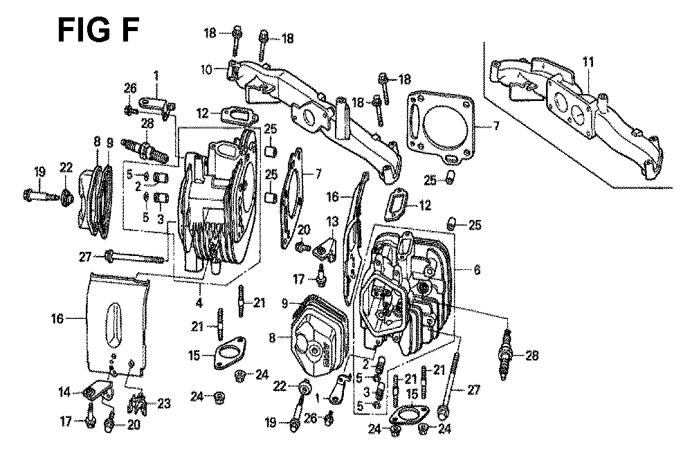 GXV620U1-TTAE2-Honda-PB-6Break Down