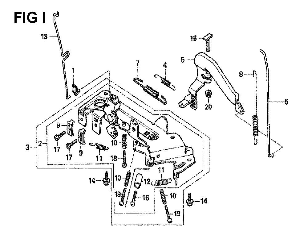GXV620U1-TTAE2-Honda-PB-9Break Down