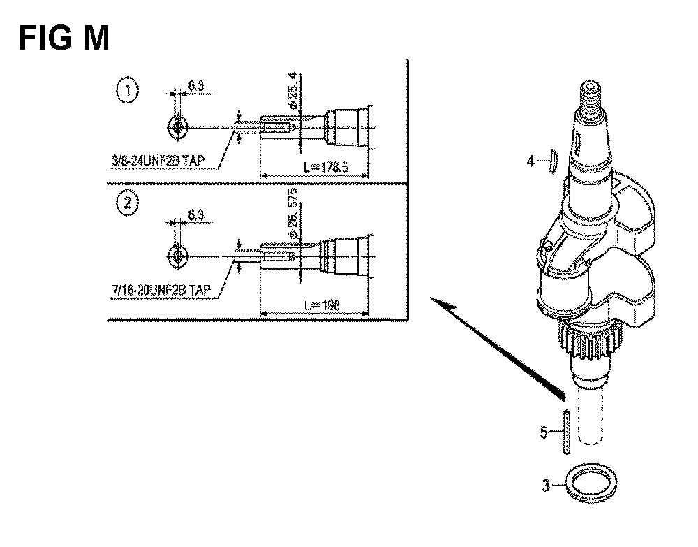GXV630R-TQAF-Honda-PB-13Break Down