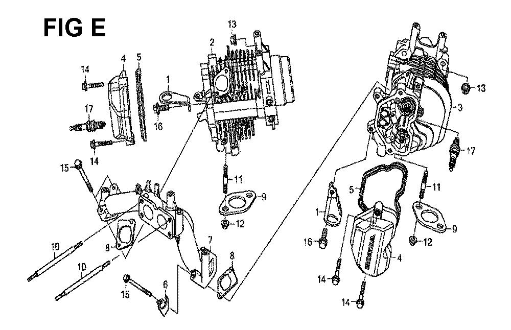 GXV630R-TQAF-Honda-PB-5Break Down