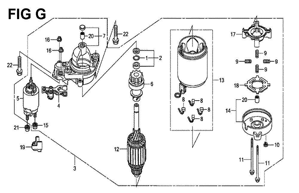 GXV630R-TQAF-Honda-PB-7Break Down
