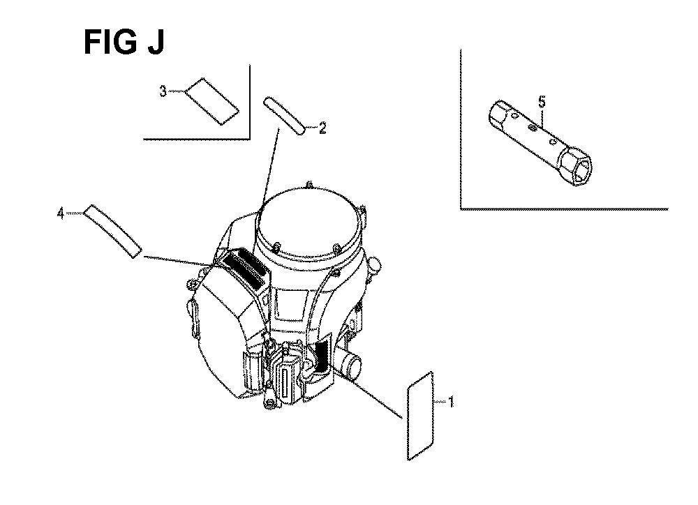 GXV630R-TQYF2-Honda-PB-10Break Down