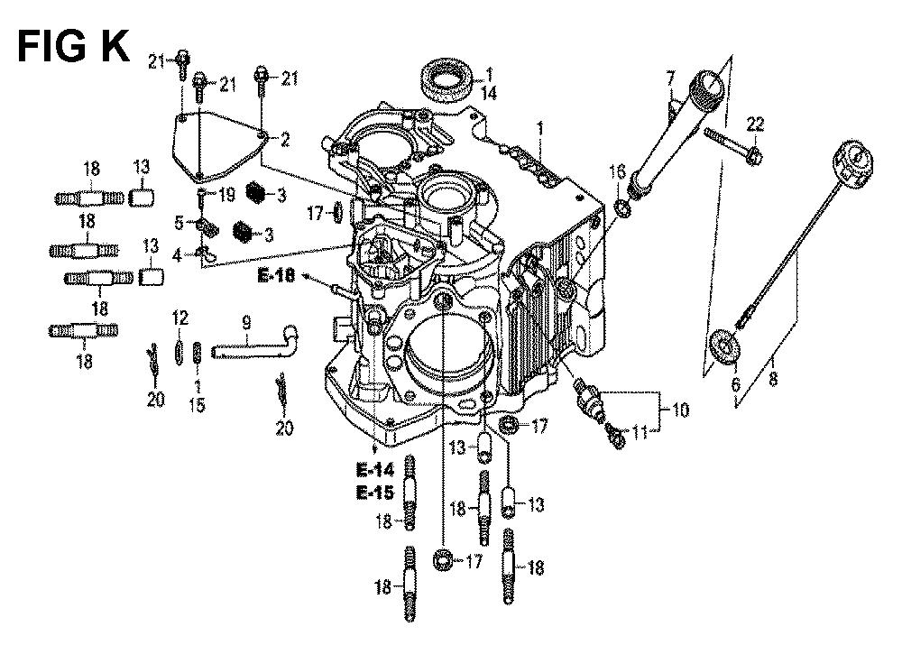 GXV630R-TQYF2-Honda-PB-11Break Down