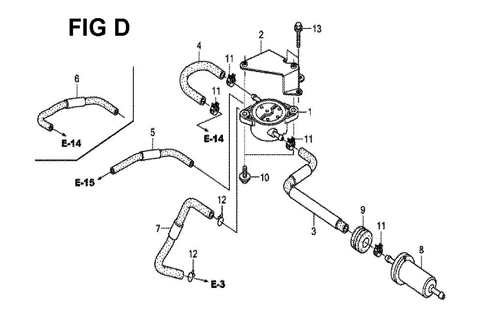 GXV630R-TQYF2-Honda-PB-4Break Down
