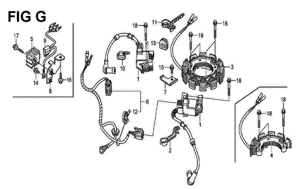 GXV630R-TQYF2-Honda-PB-7Break Down
