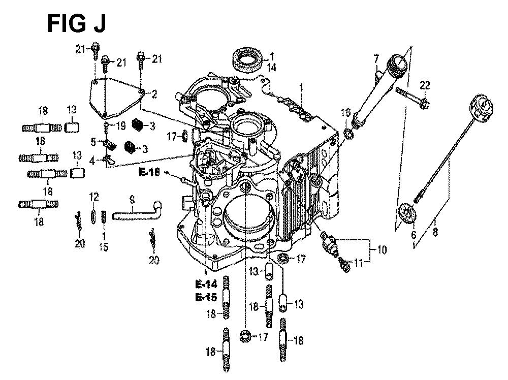 GXV630R-TTAF-Honda-PB-10Break Down