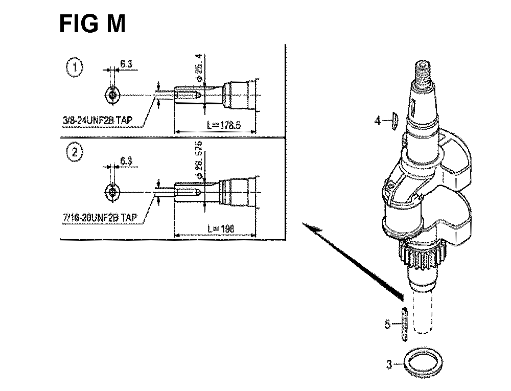 GXV630R-TTAF-Honda-PB-13Break Down
