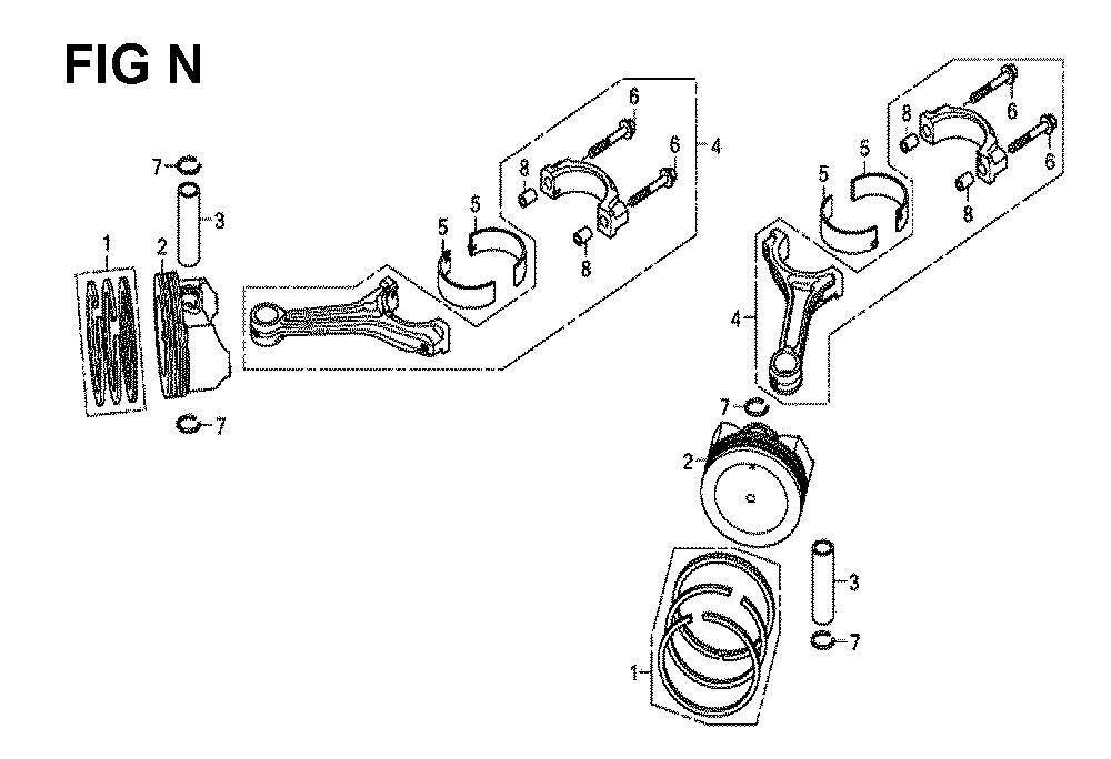 GXV630R-TTAF-Honda-PB-14Break Down