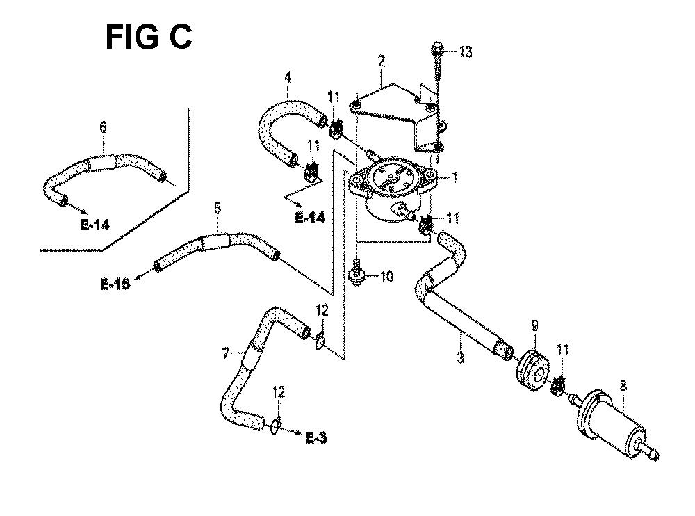GXV630R-TTAF-Honda-PB-3Break Down