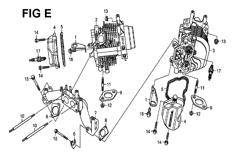 GXV630R-TTAF-Honda-PB-5Break Down
