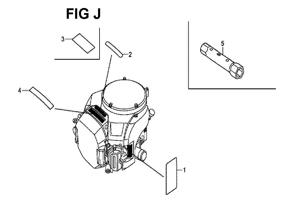 GXV630R-TTAF2-Honda-PB-10Break Down