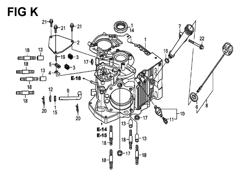 GXV630R-TTAF2-Honda-PB-11Break Down