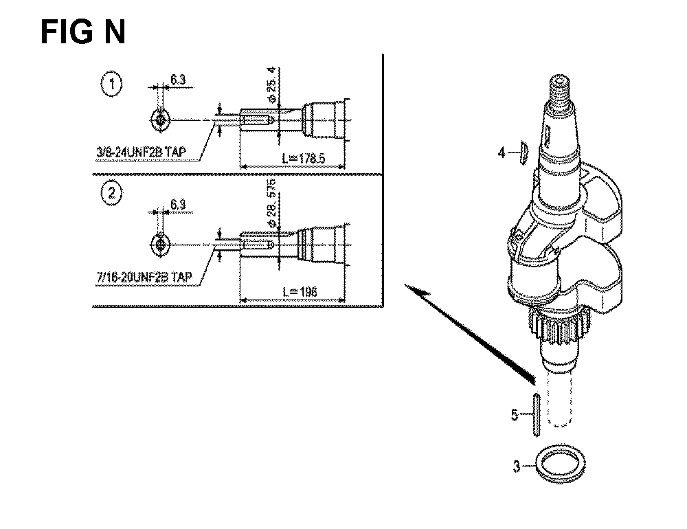 GXV630R-TTAF2-Honda-PB-14Break Down