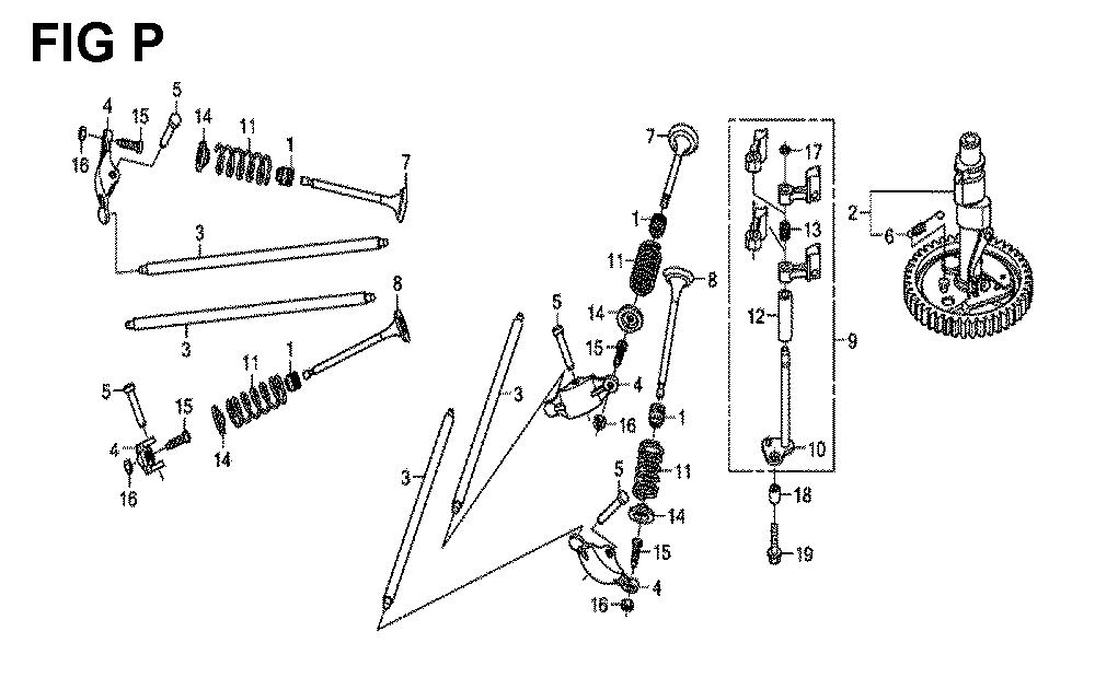 GXV630R-TTAF2-Honda-PB-16Break Down